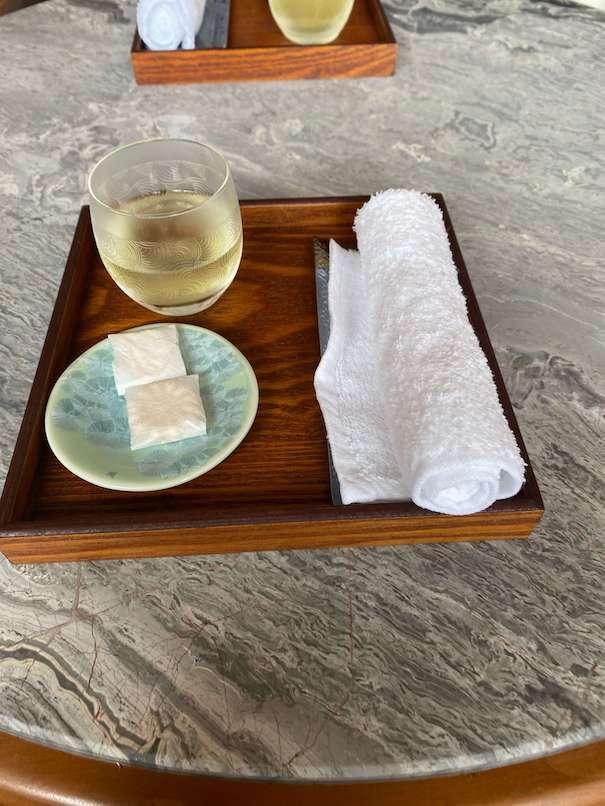 ホテルザ三井京都の和菓子