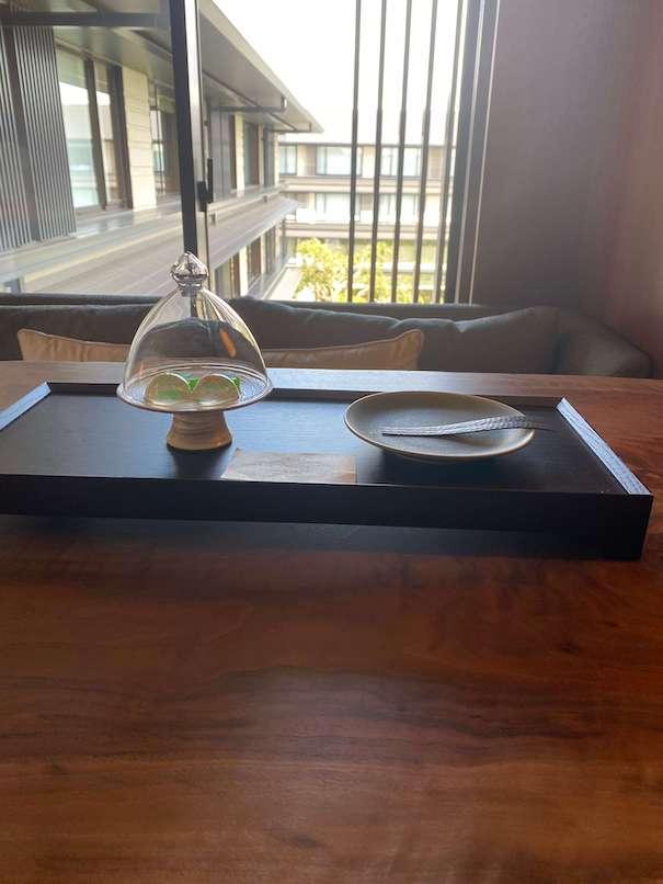 ホテルザ三井京都の部屋